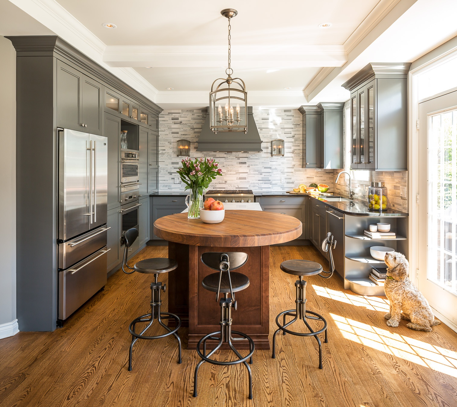 Traditional Kitchen Makeover